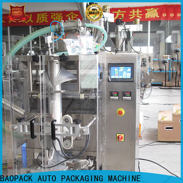 BAOPACK baopack vffs bagging machine supplier for industry