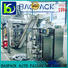 BAOPACK pouch packaging machine customized for plant