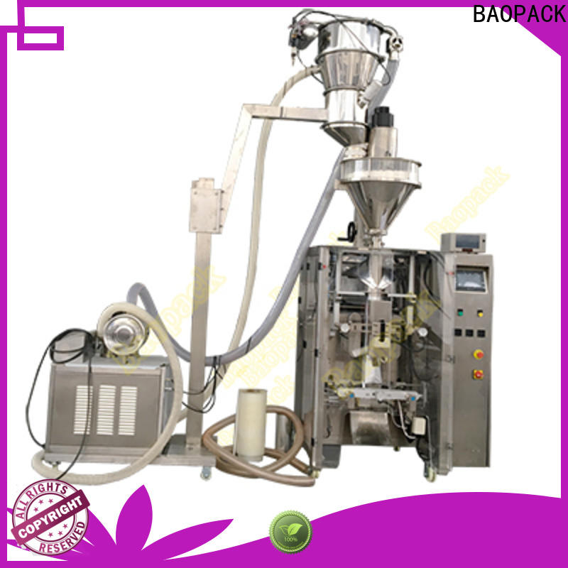 volumetric form fill seal machine manufacturers 3side manufacturer for industry