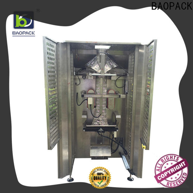highspeed automated packaging machine meat supplier for plant