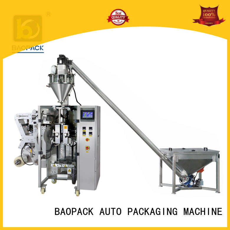 BAOPACK small form fill seal machine manufacturers customized for plant