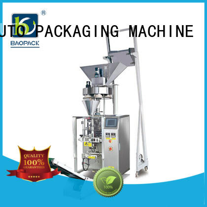 special quadro volumetric filling machine small powder BAOPACK company