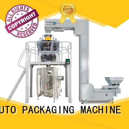 BAOPACK popcorn vffs packing machine personalized for sugar