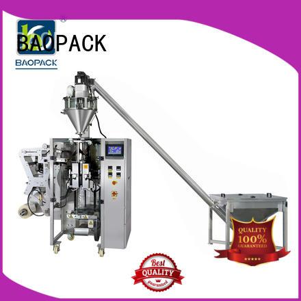 BAOPACK small powder packing machine quadro