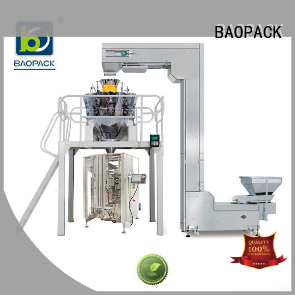 vertical vffs packaging machine banana factory price for chocolate