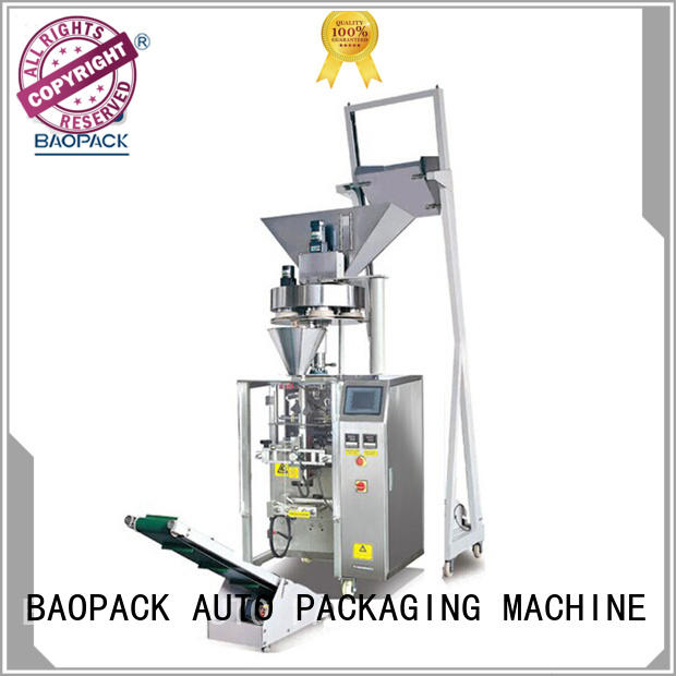BAOPACK dust vertical form fill and seal machine inquire now for plant