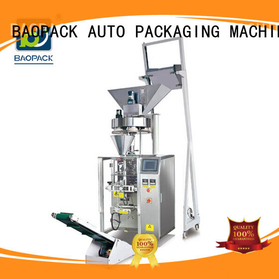 vertical packaging machine quadro for commercial BAOPACK