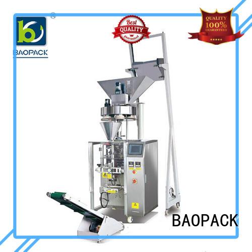 volumetric filler granule sealed volumetric filling machine BAOPACK Brand