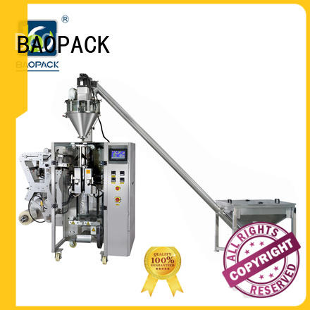 cbvp52 form fill seal machine manufacturers manufacturer for commercial BAOPACK