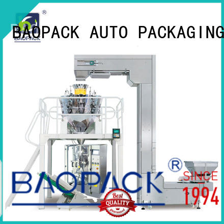 BAOPACK automatic vffs packaging machine factory price for chips
