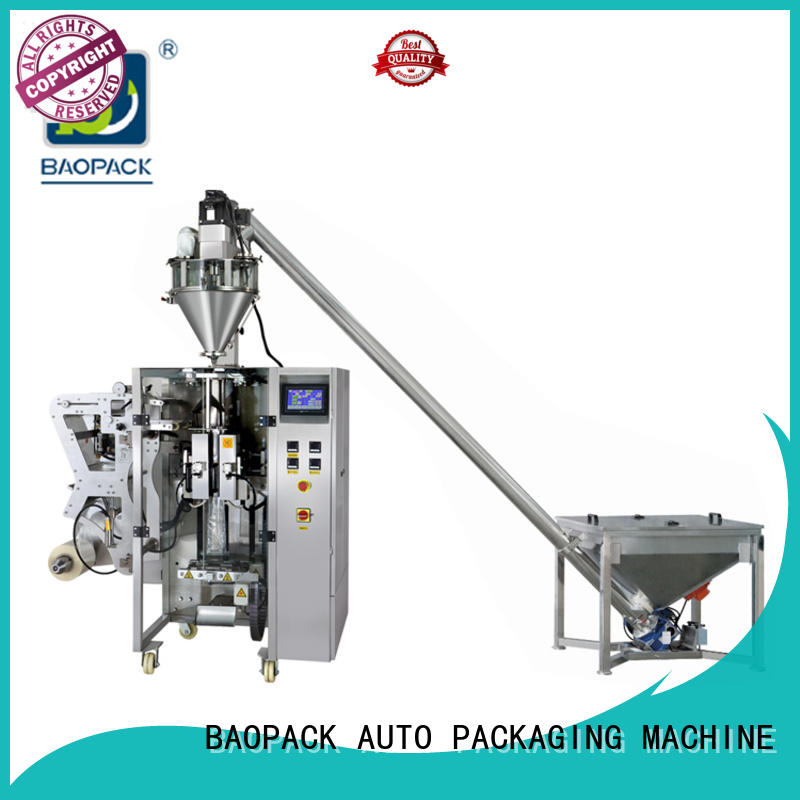 BAOPACK multifunction powder packing machine manufacturer for industry