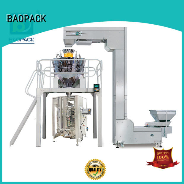 vertical vffs packaging machine flushing supplier for chips