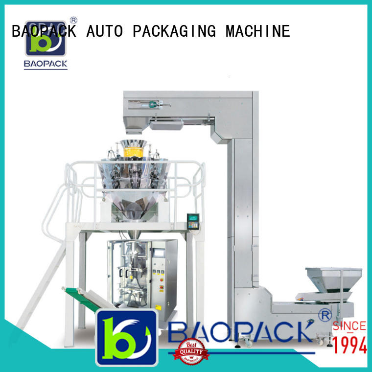 automatic vffs packing machine sealed supplier for sugar