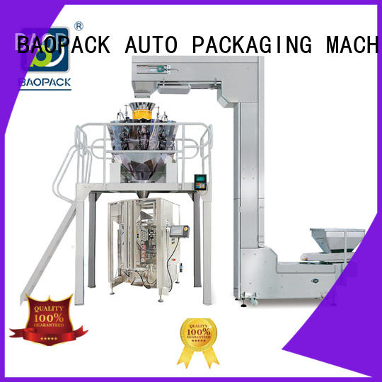 automatic vffs packing machine 10head personalized for sugar