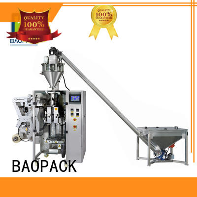 automatic vertical form fill and seal icecream manufacturer for industry