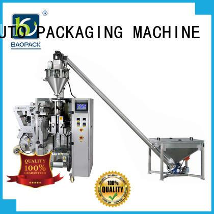sachet or BAOPACK Brand auger filler factory