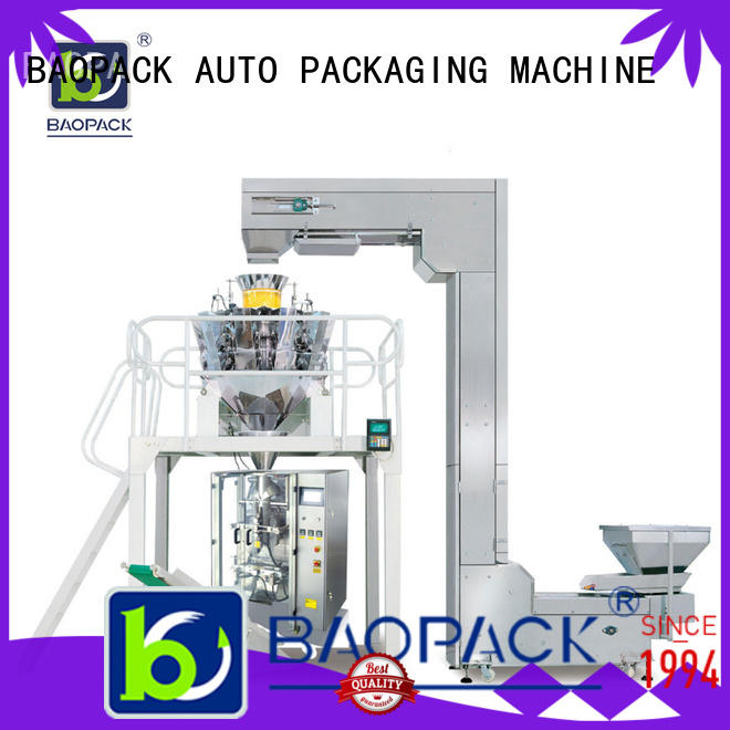 pouch vertical form fill seal packaging machines personalized for plant BAOPACK